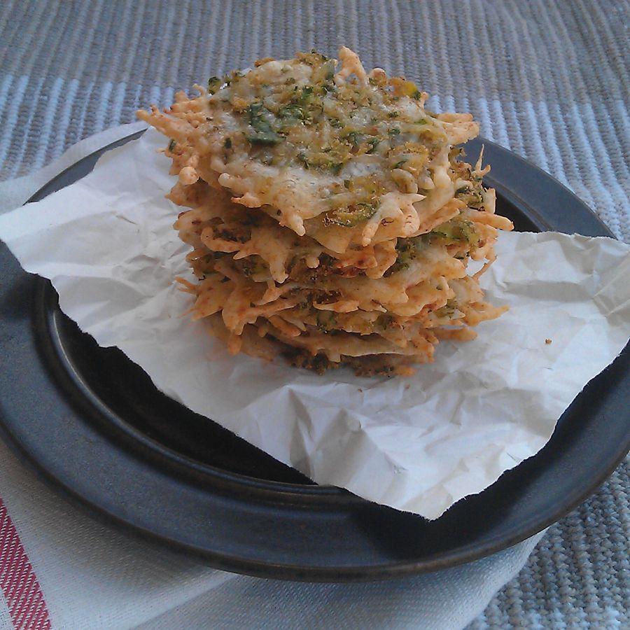τσιπς με ντάκο και λαχανικά