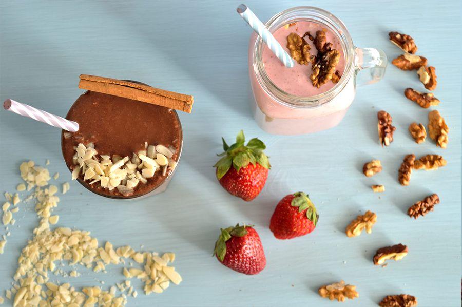 smoothie σοκολατένιο