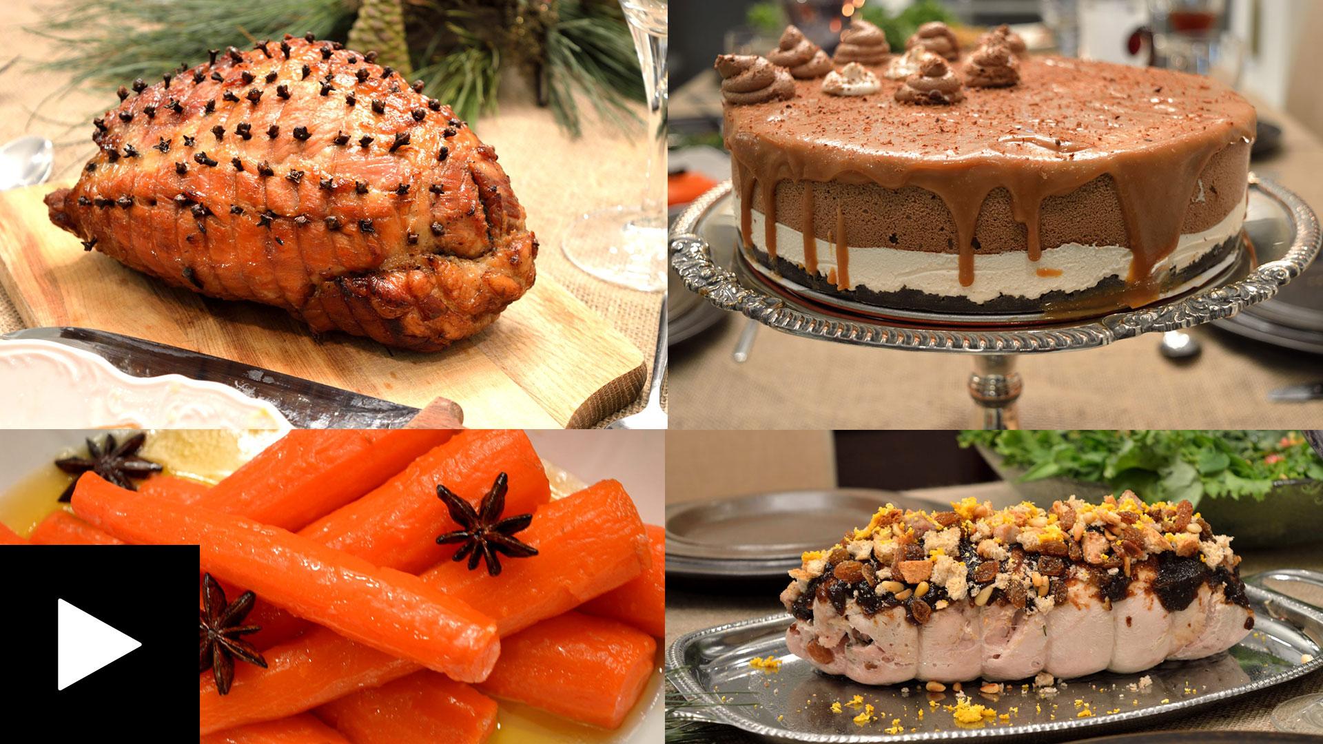 Οι 5 πιο γιορτινές συνταγές για το χριστουγεννιάτικο τραπέζι