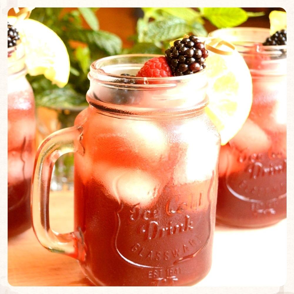 Δροσερό τσάι λεμόνι σε σκόνη NESTEΑ με φρούτα του δάσους