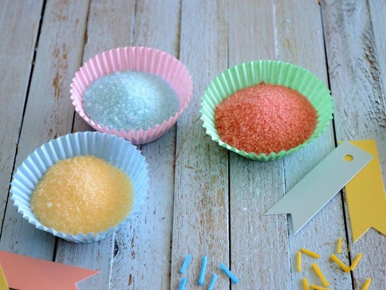 Ζαχαρωτά για τούρτες, κέικ, cupcakes