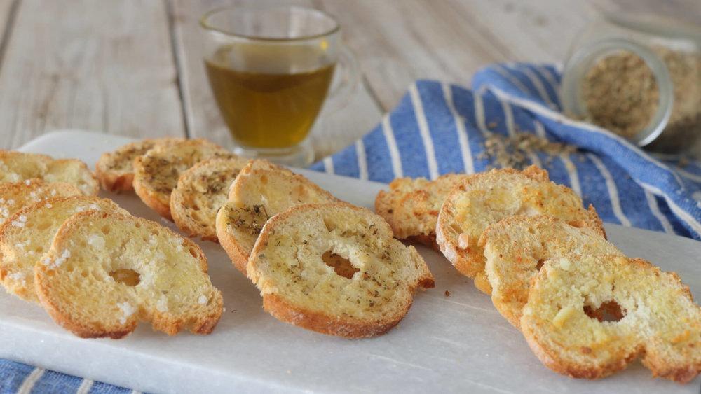 Σπιτικά bake rolls σε ό,τι γεύση θες