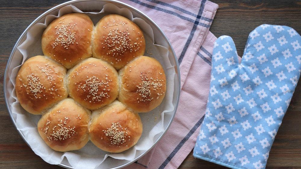 Λαχταριστό ψωμί Μαργαρίτα