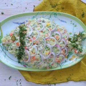 Ρώσικη σαλάτα
