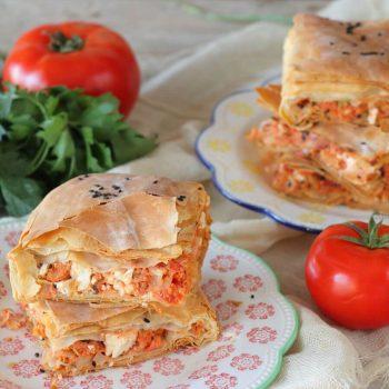 Ντοματόπιτα