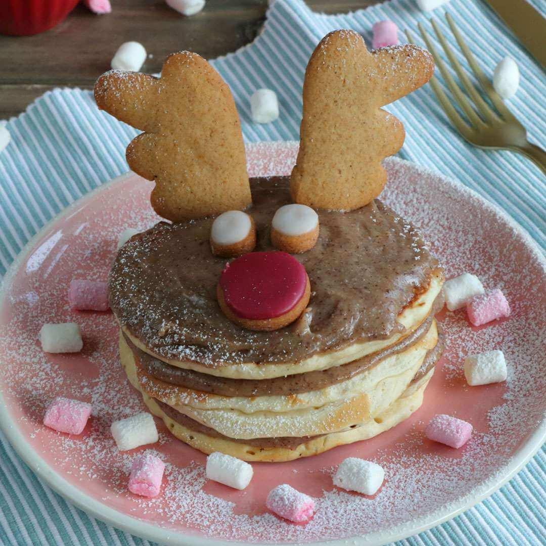 Bueno pancakes Rudolph