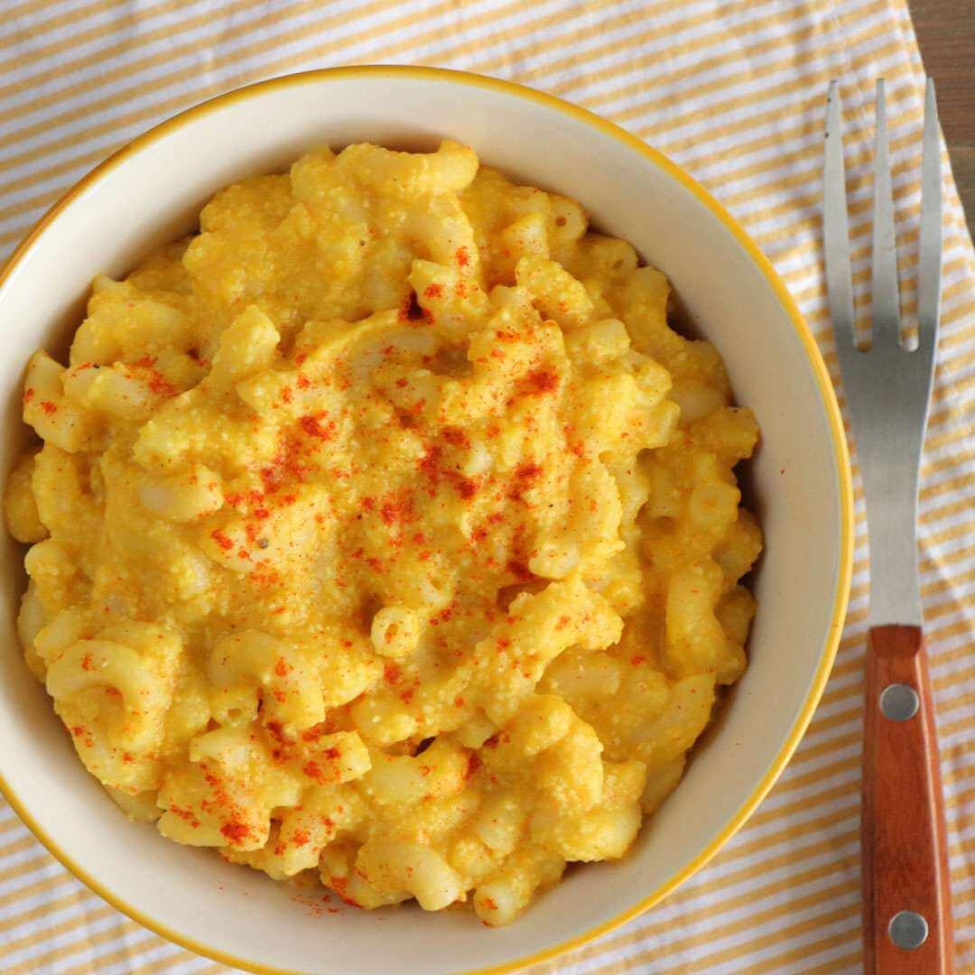 Νηστίσιμο και υγιεινό mac and cheese
