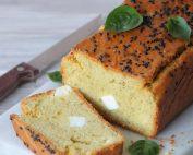 κέικ με πέστο και φέτα