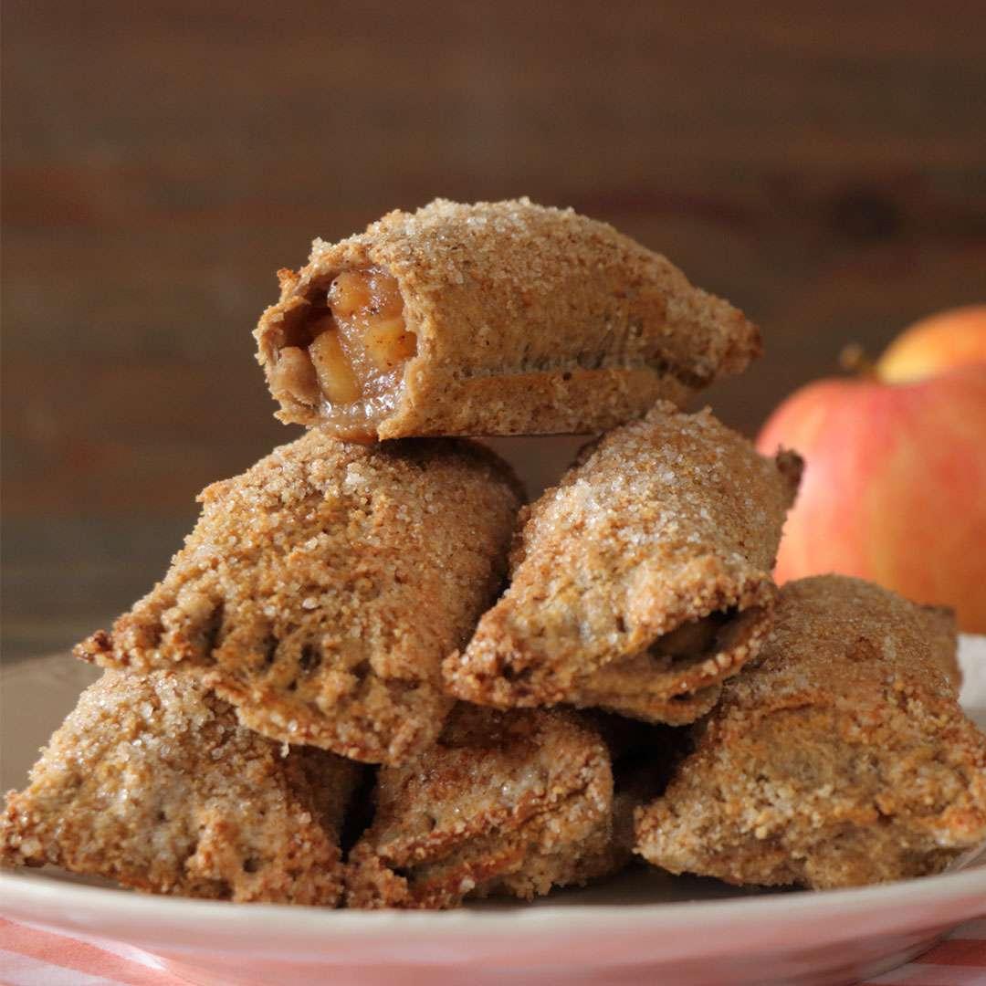 Εύκολα μηλοπιτάκια χωρίς ζύμη